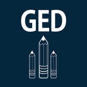 GED Test Prep 2020 - Flashcards & Practice Exam أيقونة