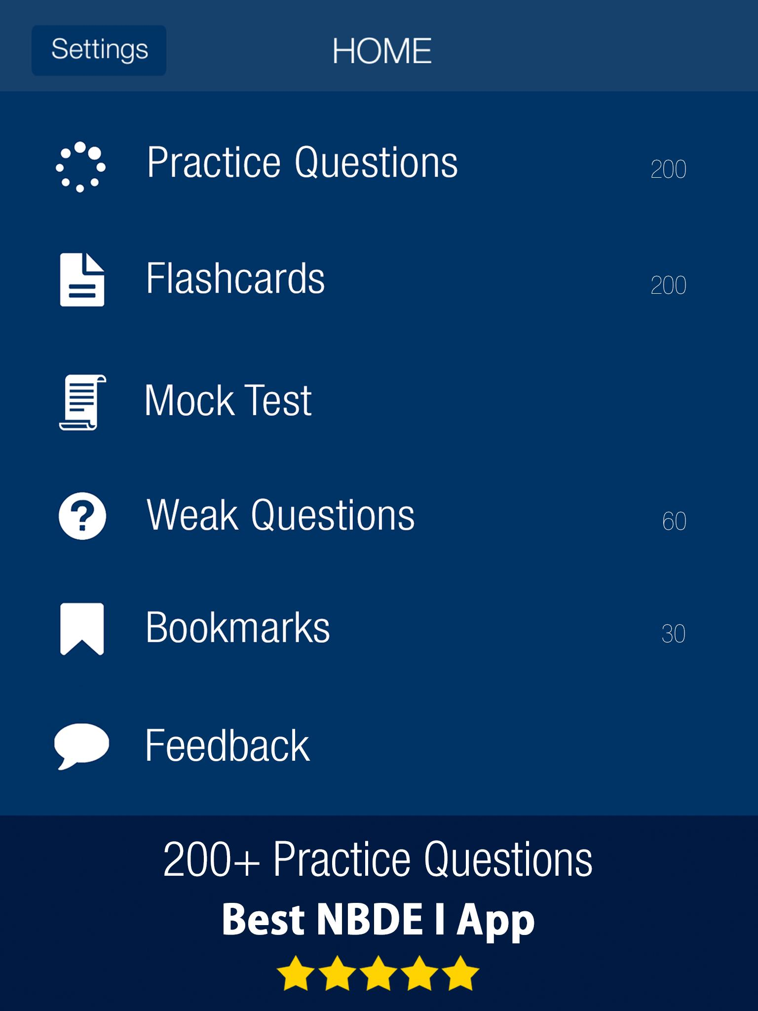 Dental Board Exam Prep 2019: NBDE Part 1 for Android - APK