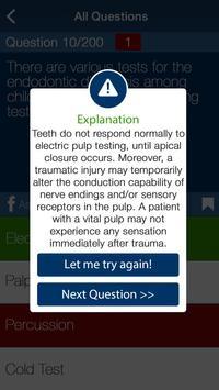 3 Schermata Dental Board Exam: NBDE Part 2