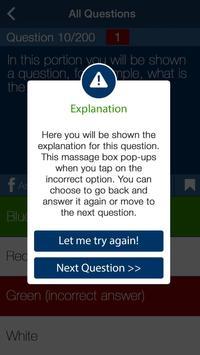 NCE Counselor Practice Test Prep 2020 تصوير الشاشة 3