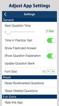 NCE Counselor Practice Test Prep 2020 تصوير الشاشة 4