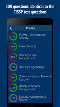 CISSP Practice Exam 2019 CBK-5 截图 1