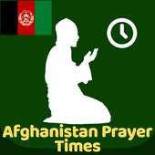 Afghanistan Prayer Times icon