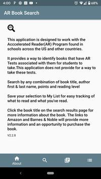 AR Reading List poster