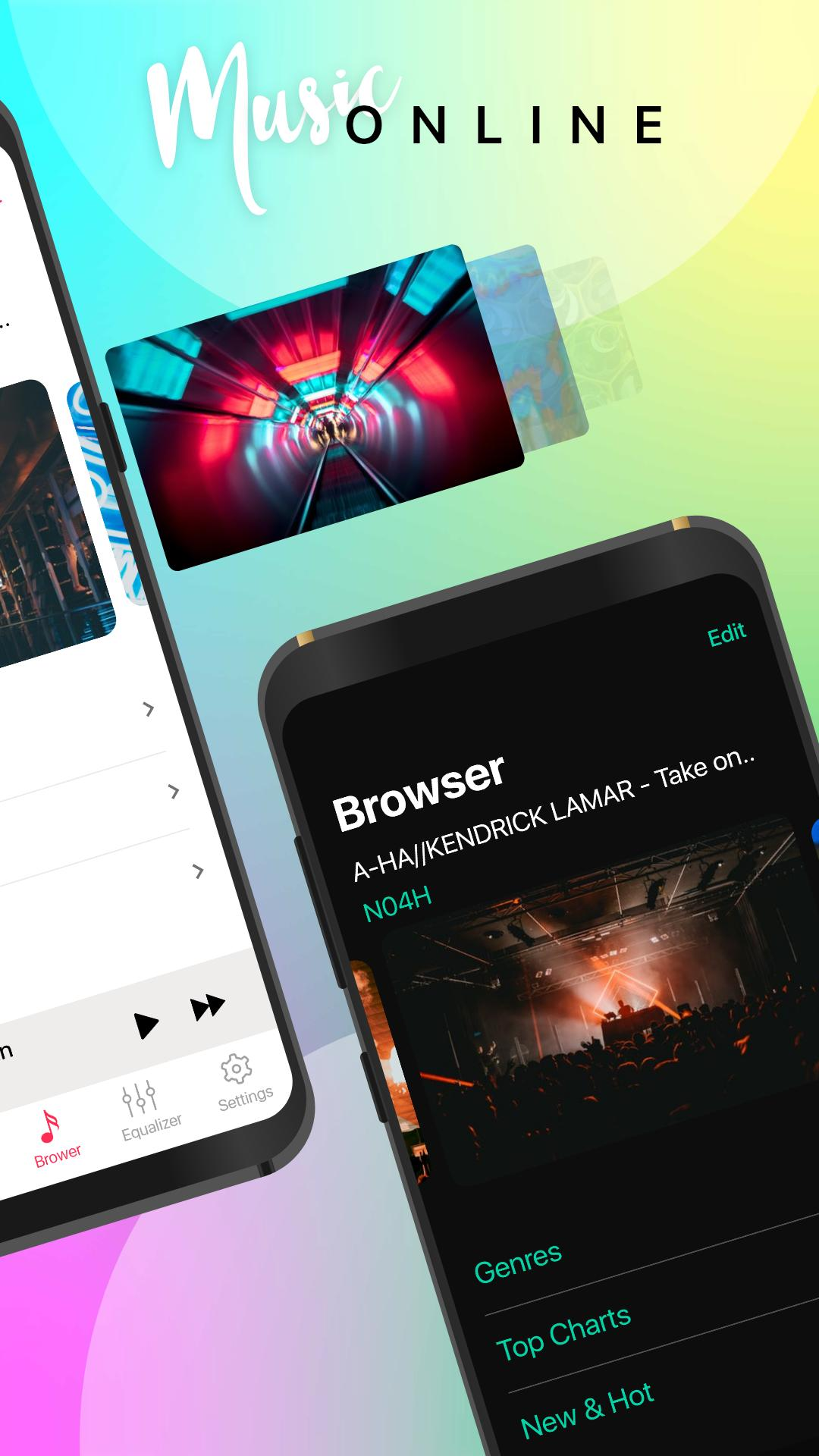 Music for iTunes : Free Music App, Stream Music for Android - APK