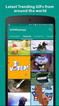 GIF for WhatsApp poster
