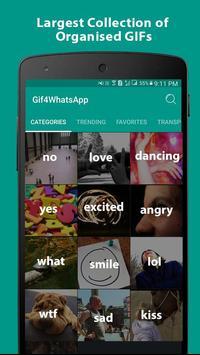 GIF for WhatsApp screenshot 1