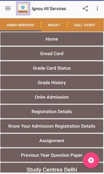 Ignou All Services screenshot 9