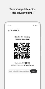 6 Schermata Incognito - Anonymous Bitcoin Wallet