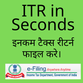 Income Tax Return Filing App : Efiling App 2019 icon