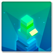 Stack 3D icon