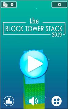 Stack 3D poster