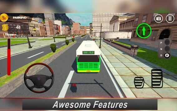 Driving and Parking Simulator screenshot 1