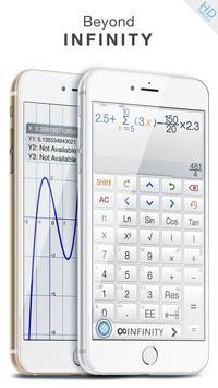 Calculator Infinity - PRO Scientific Calculator スクリーンショット 5
