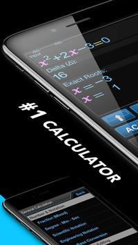 Calculator Infinity - PRO Scientific Calculator スクリーンショット 3