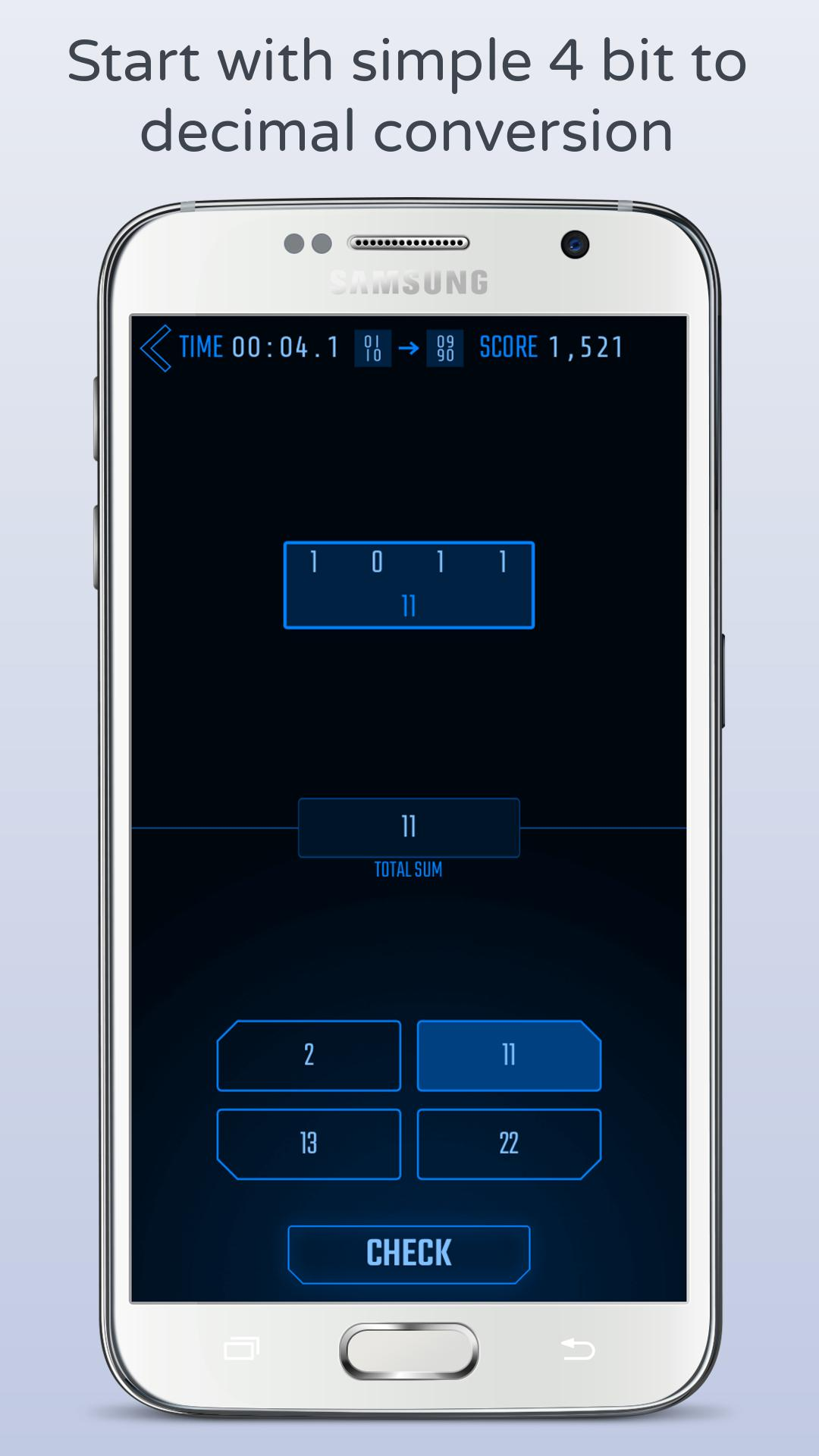 Binary Challenge™ Binary Game for Android - APK Download