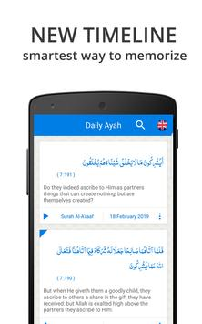 Ayah Of The Day (Daily Ayah) الملصق