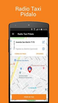 Radio Taxi Pídalo poster