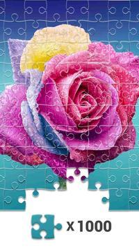 Jigsaw1000 - Jigsaw puzzles الملصق