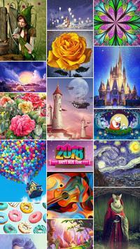 Jigsaw1000 - Jigsaw puzzles تصوير الشاشة 3