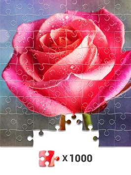 Jigsaw1000 - Jigsaw puzzles تصوير الشاشة 8
