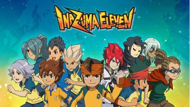 Walktroug  for Inazuma Eleven GO Best Trick poster