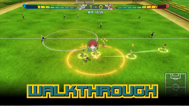 Inazuma Pro 11 Ares - Walkthrough poster