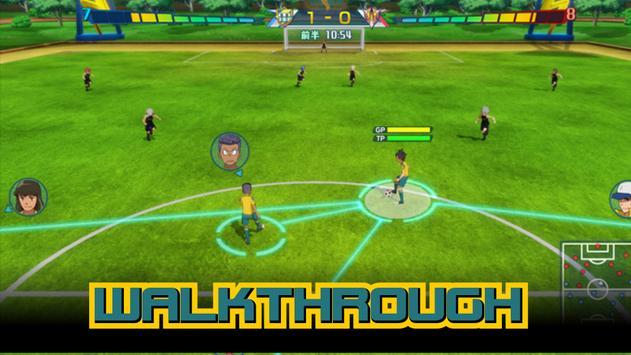 Inazuma Pro 11 Ares - Walkthrough screenshot 1