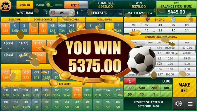 Virtual Soccer screenshot 2