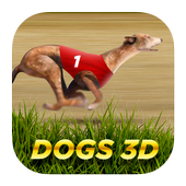 Dogs3D Races Betting icon