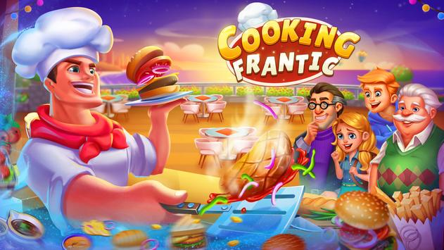 Cooking Frantic poster