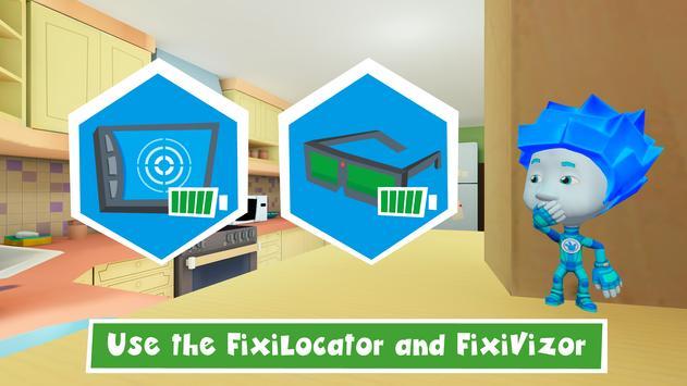 Fixies. Hide and seek - online game screenshot 20