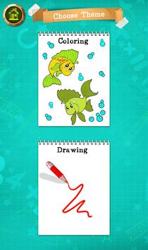 Coloring Pages - Sketchbook art therapy screenshot 1