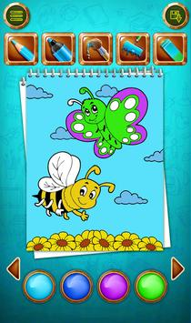 Coloring Pages - Sketchbook art therapy screenshot 5