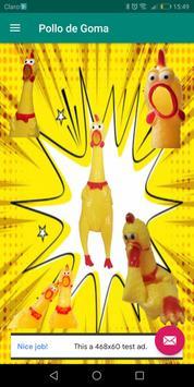 Pollo de Goma screenshot 2