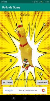 Pollo de Goma screenshot 6