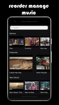 Trending Music app screenshot 3