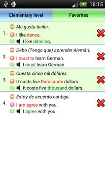 Common mistakes in english. screenshot 2