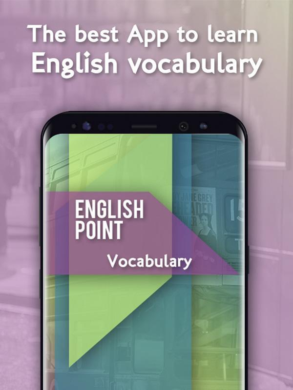English Point - Learn English Vocabulary Lists for Android