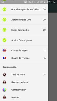 Inglés con la Teacher screenshot 5