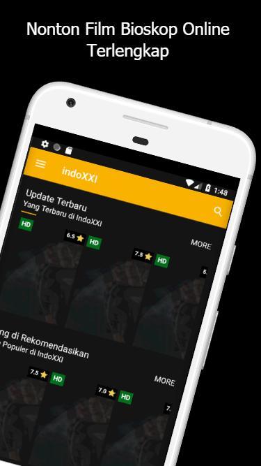 Nonton IndoXXI HD - Nonton Film & Trailer for Android - APK