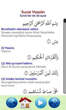 Surat Yasin Audio dan Tahlil ảnh chụp màn hình 6