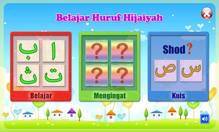 Belajar Huruf Hijaiyah For Android Apk Download