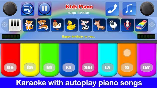 Kids Piano screenshot 15