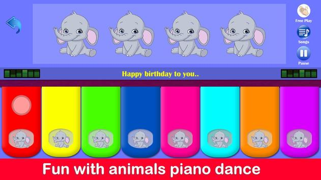 Kids Piano ảnh chụp màn hình 16
