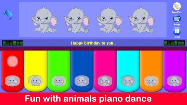 Kids Piano ảnh chụp màn hình 4