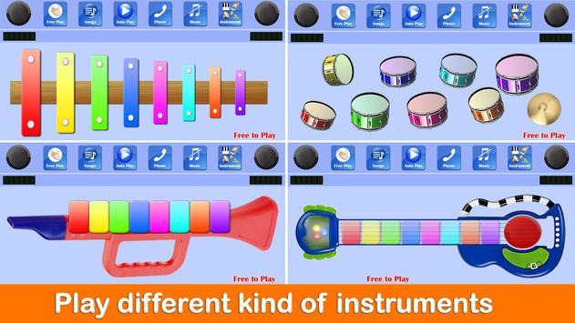 Kids Piano ảnh chụp màn hình 7