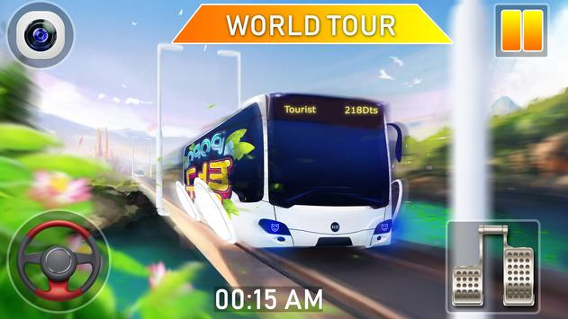 Tourist Bus Simulator Indonesia 2019 : Airport Bus poster