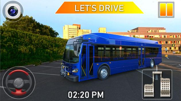 Tourist Bus Simulator Indonesia 2019 : Airport Bus screenshot 4
