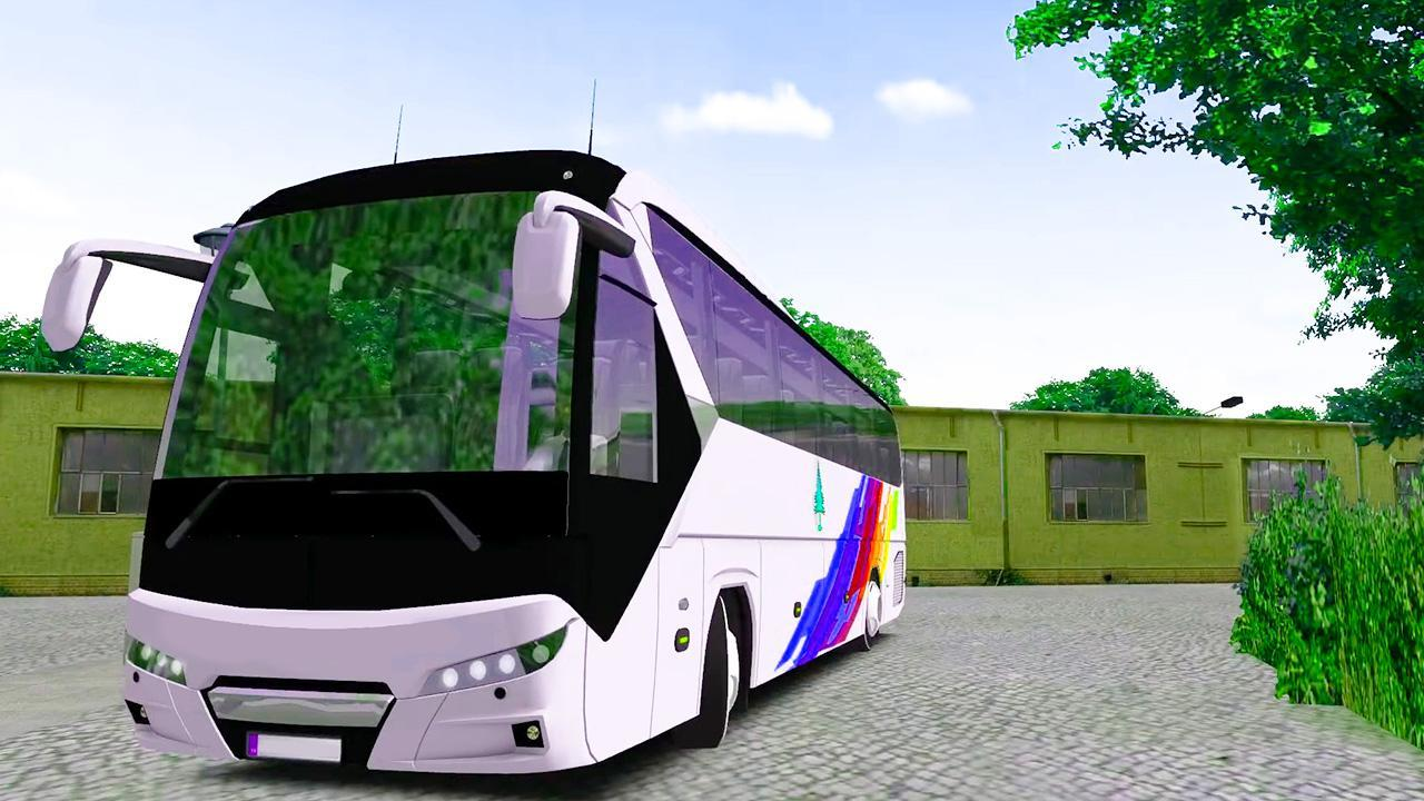 Indonesia Ultimate Bus Racing Heavy Bus Simulator For Android